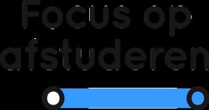 Logo Focus op Afstuderen