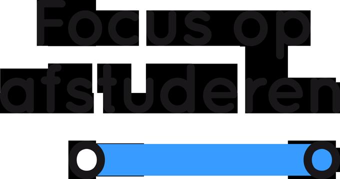 Focus op afstuderen